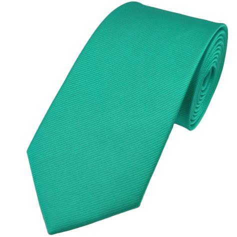 plain aqua blue silk tie from ties planet uk