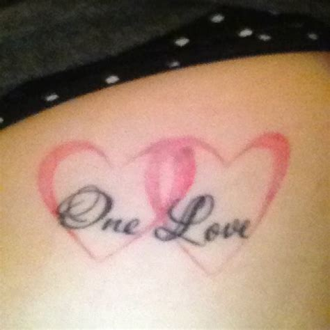 one love tattoo uk 38 best two hearts one love tattoo images on pinterest