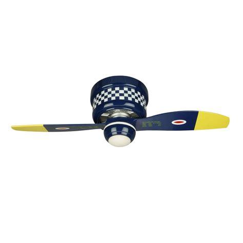 42 Inch Hugger Warplane Ceiling Fan With Light Kit | 42 inch hugger warplane ceiling fan with light kit
