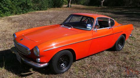 volvo p coupe nice solid texas car  speed   drive