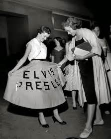 1950s by Vintage Everyday Elvis Fans Ca 1950s