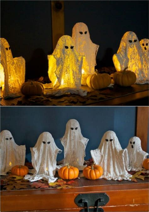 homemade halloween party decorations 51 cheap easy to make diy halloween decorations ideas