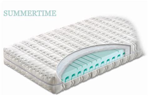 caratteristiche di un buon materasso materassi sfoderabili summertime un buon comfort ad un