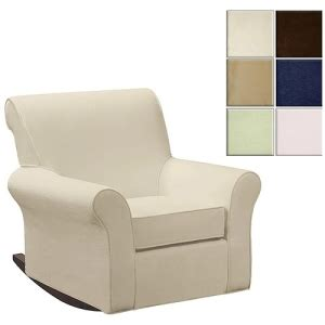 dorel rocker slipcover dorel rocking chair and ottoman from walmart 159
