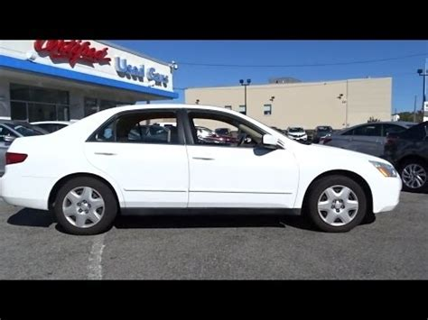 scarsdale honda 2005 honda accord white plains new rochelle westchester