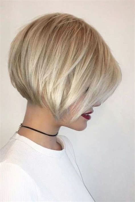 hair styles for age 24 24 short hairstyles with bangs for glam girls short