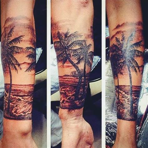 beach scene tattoo 60 awesome tattoos tattoos waves and