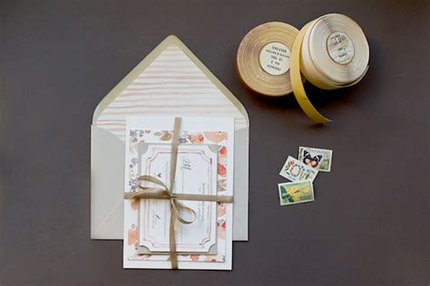 watercolor wedding invitations diy diy watercolor floral pattern wedding invitations