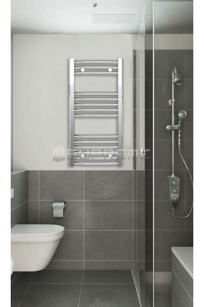 bathroom radiators 400mm wide 400mm wide 800mm high chrome curved towel radiator