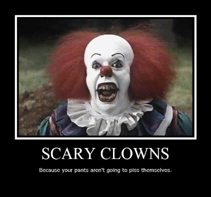 105 Best Clown Quotes Creepy by Pennywise The Clown Scary Clowns This N That