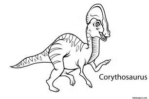 dinosaur pictures to color free coloring pages of dinosaur cutouts