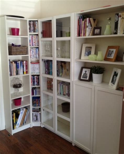ikea billy bookcase shelving units pre assembled for sale