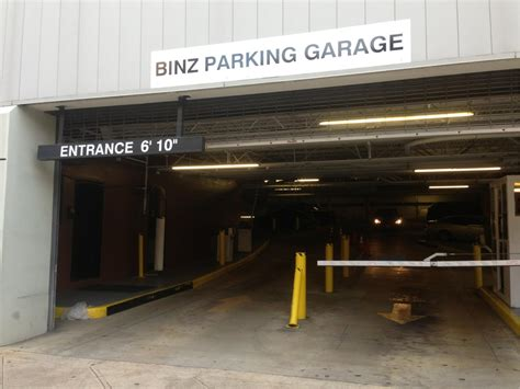 Parking In The Garage by Binz Parking Garage Parking In Houston Parkme