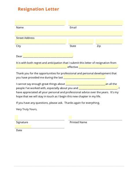 resignation letter format smart appreciation form resignation letter thanks giving template