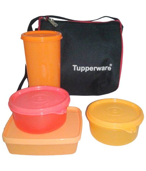 tupperware lunch box tupperware 3 container lunch box with tumbler insulated