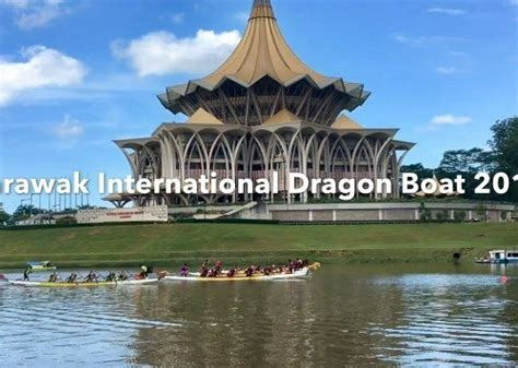 dragon boat festival 2017 kuching sarawak tourism board at asean travel forum the official