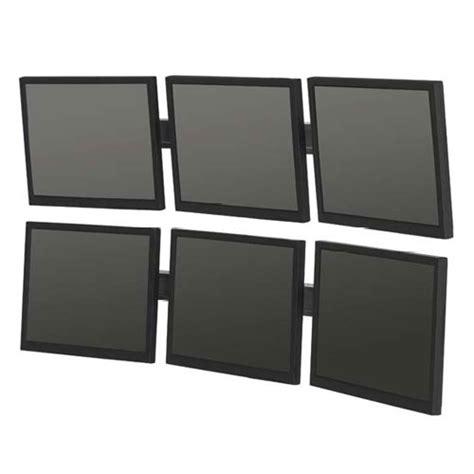flat panel monitor wall mounts
