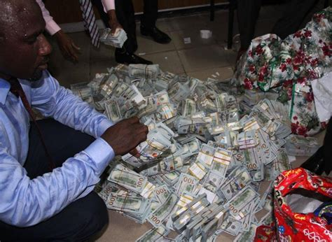 Find In Nigeria 43 Million In Found In Empty Apartment