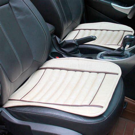cuscino auto coprisedile cuscino per auto sedia ufficio ecologico lino