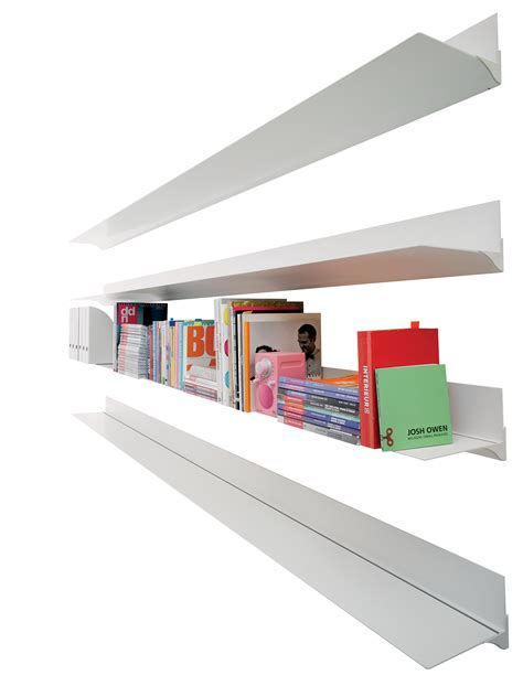 web stopper shelf white by casamania