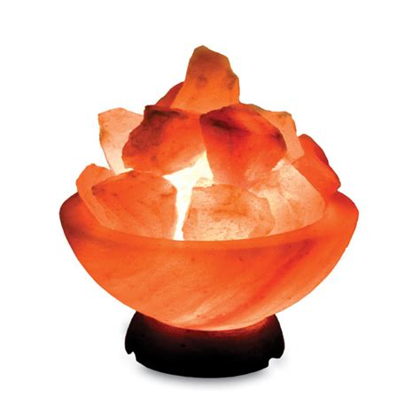Wholesale Home Decor For Resale by Himalayan Fire Bowl Salt Lamps Canada I Wholesale Gifts