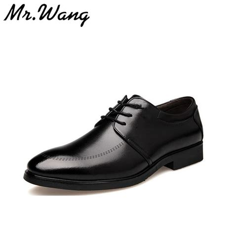 pointed toe fashion black dress shoes mens patent leather