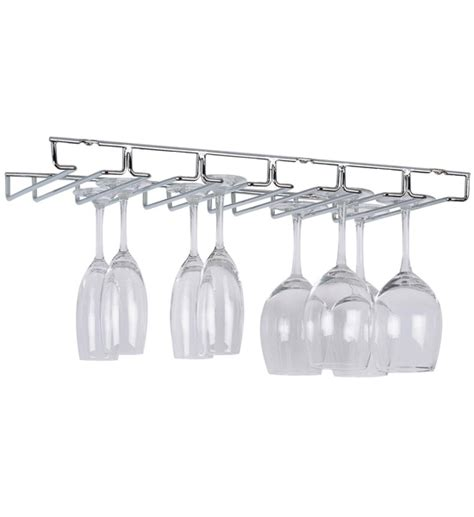 How To Make A Wine Glass Rack by Wine Glass Racks And Stemware Racks Organize It