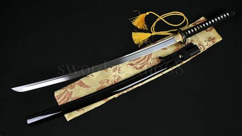 Handmade Samurai Swords For Sale - handmade japanese samurai katana musashi sword folded