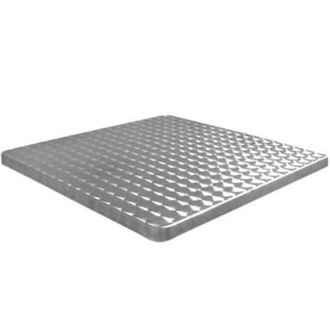 terrasse in 80 cm plateau de table de terrasse en inox bouchonn 233 80x80 cm