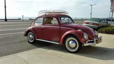 original volkswagen beetle 1962 vw beetle original survivor auto restorationice
