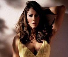 Elizabeth Hurley Faces Time Hollyscoop by Top 10 Most Beautiful Of All Time On