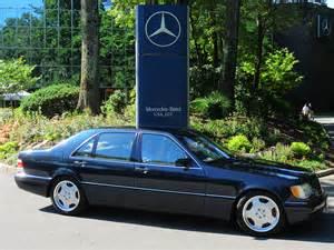 1998 Mercedes S500 1998 Mercedes S500 At 2012 June Jamboree In Montvale