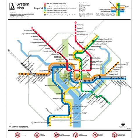 washington dc subway map pdf washington dc metro map silver line washington dc metro