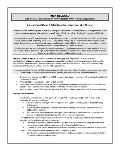 Software Professional Resume Sles by Sles Quantum Tech Resumes