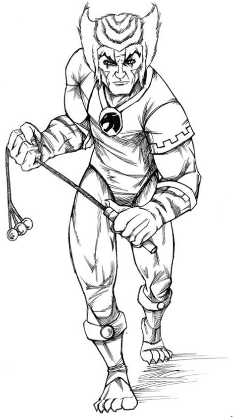Thundercats Coloring Pages Image Dibujos De Los Thundercats Para Colorear Download by Thundercats Coloring Pages