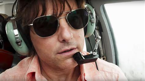 film tom cruise american american made trailer tom cruise crash lands a plane