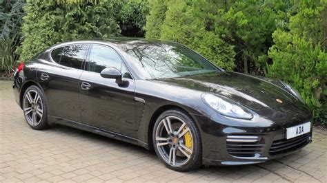 Porsche U K by Used 2014 Porsche Panamera 2 Plus 2 For Sale In Uk