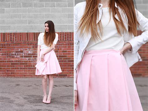 diy wide pleat wrap skirt