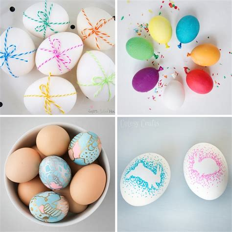 easter egg decorating ideas 31 creative easter egg decoration ideas