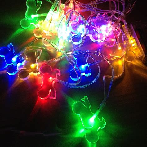 Holiday Decoration Christmas String Motorcycle Led Lights Motorcycle String Lights