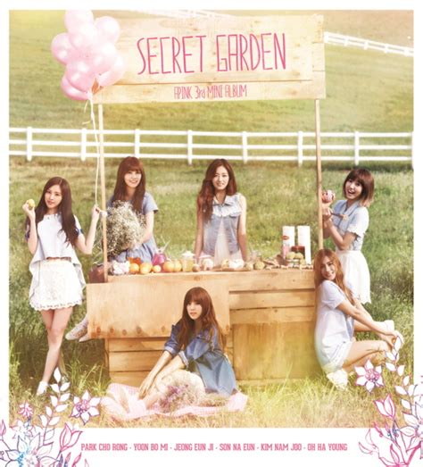Marvelous Apink Secret Garden #3: A-Pink-secret-garden-image.jpg