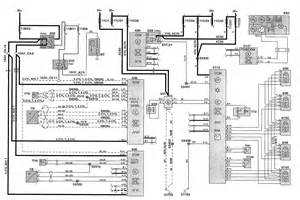 volvo xc90 cooling system diagram volvo free engine