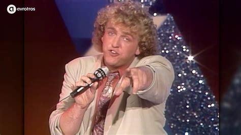 Blackout Aberi Gorden Gordyn Gordeng gordon strooit met glitters op het songfestival 1990 60 jaar songfestival