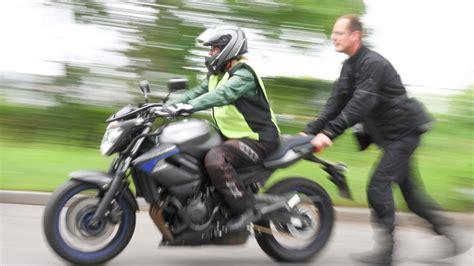 Motorrad Fahren In Berlin by Berlin Challenge Motorrad Fahren Nach 25 Jahren Pause