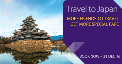 special fare to japan promotions thai airways
