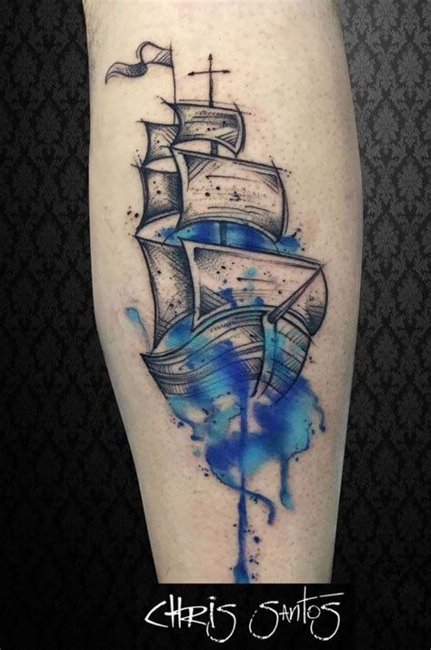 boat tattoo 17 best ideas about boat tattoos 2017 on wave