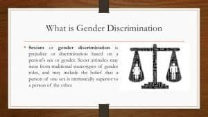 gender discrimination in the us death penalty system does california workers compensation discriminate against