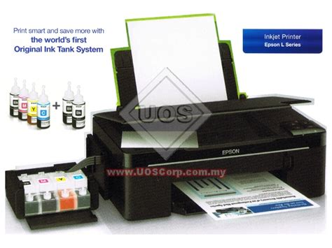 Printer Epson Ink Tank System epson inkjet printer epson l200 all in one printer with