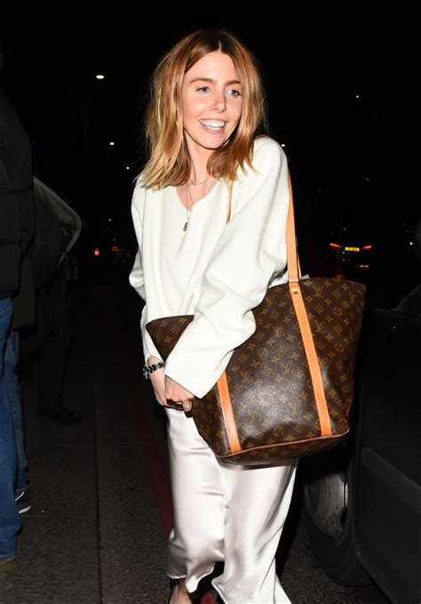 stacey dooley leaving the broadcasting awards in mayfair