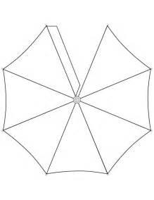 preschool umbrella template printable umbrella template cliparts co